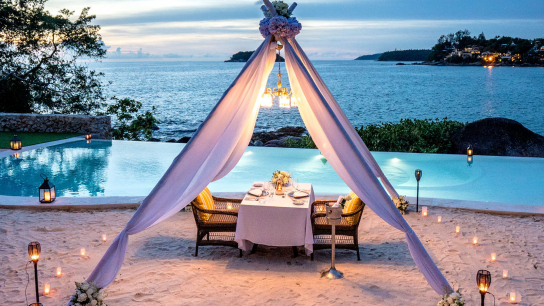 Romantic of Thailand 8 days - No 4 Luxury
