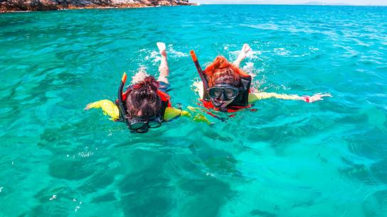 Coral Island Tour Half day - No 6
