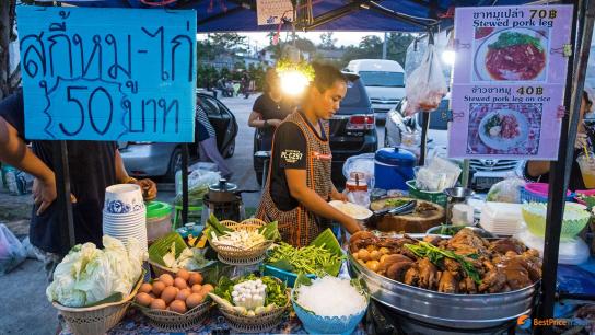 Koh Samui Street Food Tour
