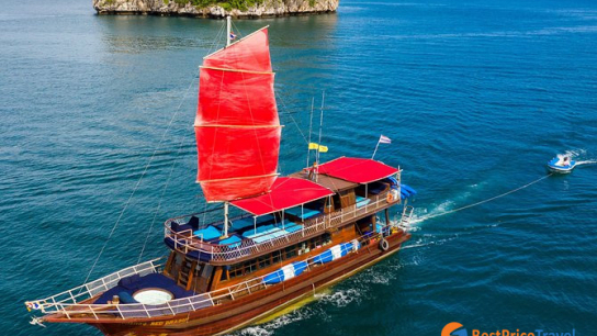Red Baron Romantic Sunset Dinner Cruise - No 8