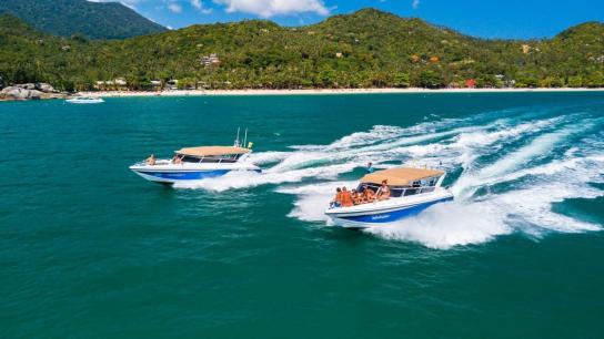 Angthong Island by Boat & Kayaking Full day