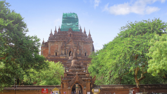 Bagan Sights Seeing Tour Full day - No 1
