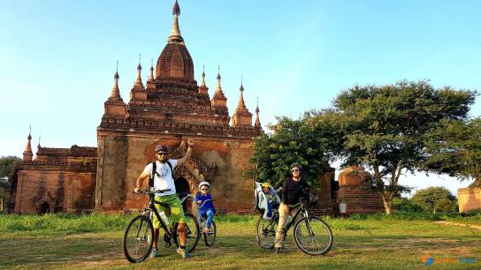 Myanmar Adventure Tour 14 days - No 21