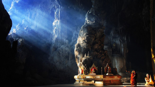 Monywa-Phowintaung Cave Full Day - No 8