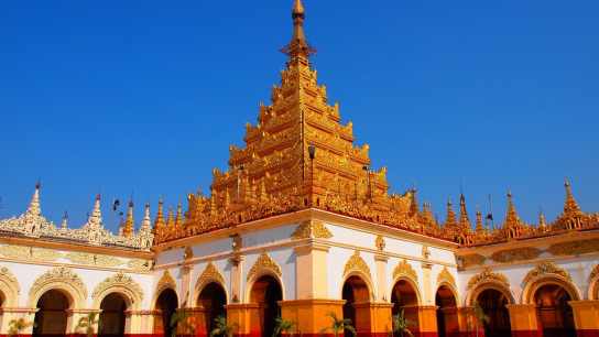 Private Mandalay City Tour with Lunch - No 1