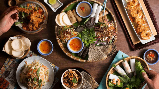 Experience Vietnamese Food 9 days
