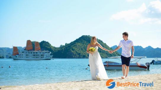 Romance of Northern Vietnam 9 days - No 1 Honeymoon Package