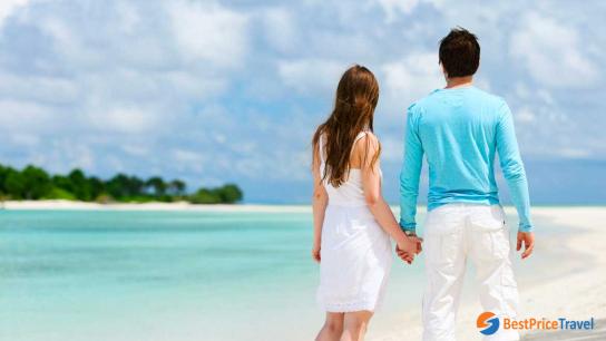 Sweet Honeymoon In Vietnam 15 days - No 6 Honeymoon Package