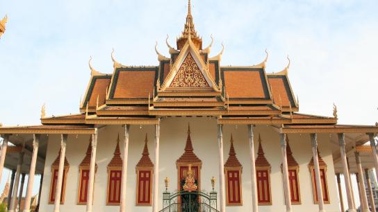 Phnom Penh City Tour Half Day - No 4