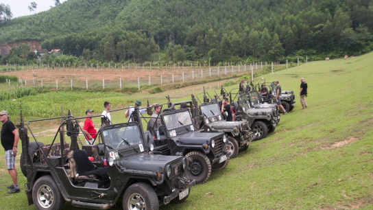 Da Nang Private City Tour by Jeep - No 10