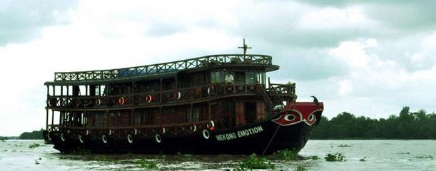 Mekong Emotion Cruise 3 days
