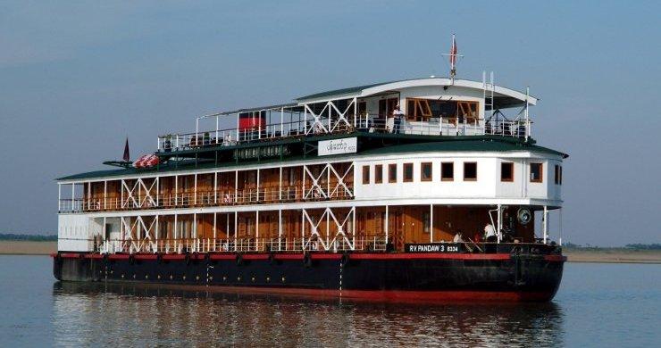 Pandaw Cruise 5 days - Phnom Penh - Saigon