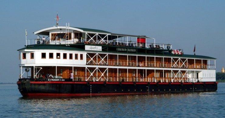 Pandaw Cruise 4 days - Siem Reap - Phnom Penh