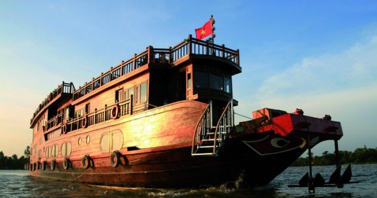 Mekong Eyes 3 days - Phnom Penh (by Speedboat)