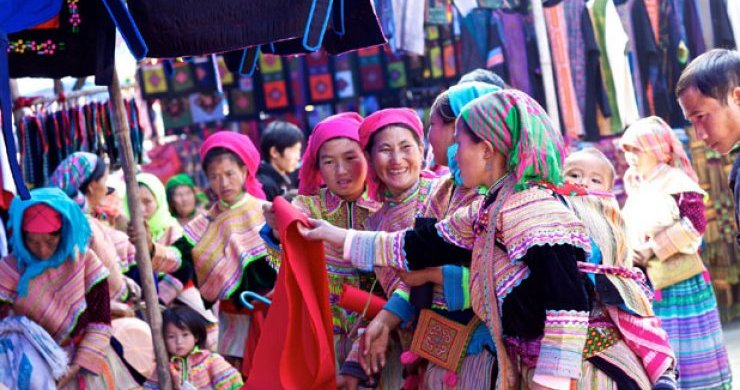 Sapa Trekking - Bac Ha Market 2 days