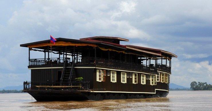Vat Phou Mekong Cruise 3 days