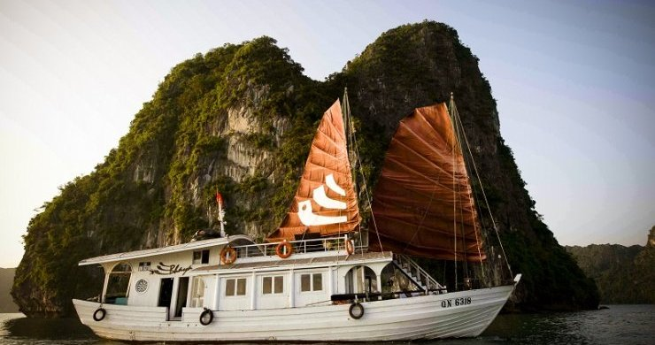 Legend Halong Private 2 days