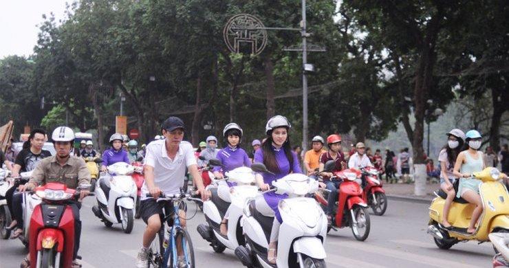 Circuito fabuloso de Alimentación & Visita de Hanói