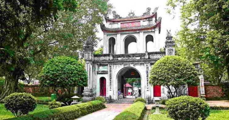 Ruta privada por la ciudad de Hanói de un día completo