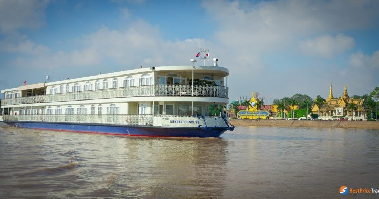 RV Mekong Princess Cruise