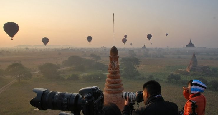 Bagan is Heaven For Photographers