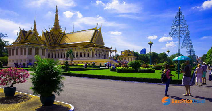 15-day trip in Vietnam and Cambodia