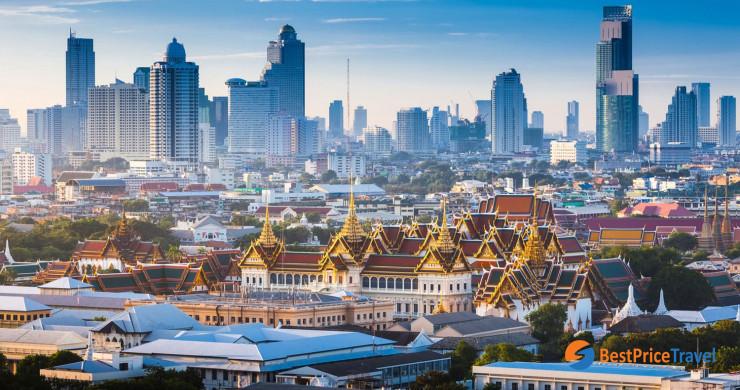 Bangkok Thailand Shutterstock