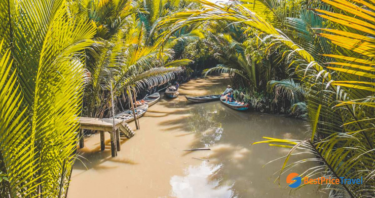 Mekong Delta Tour 9