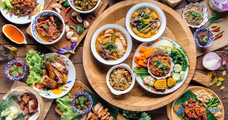Cuisine In Thailand