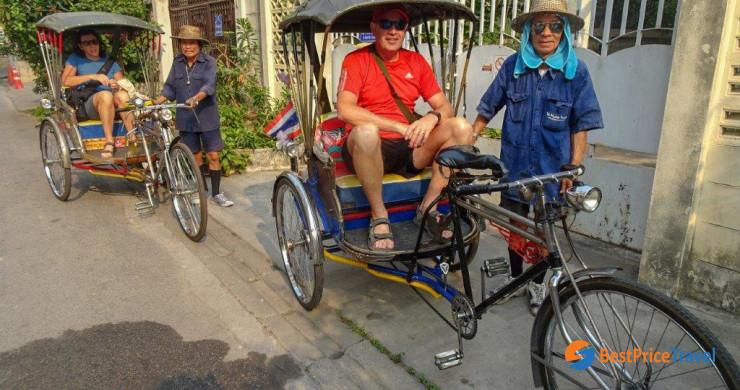 Chiang Mai Rick Shaw