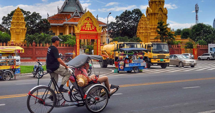 City Tour by Cyclo