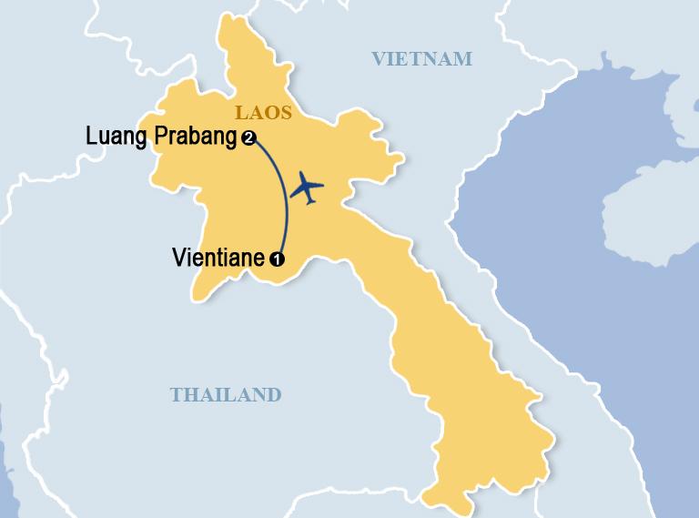 Laos Luxury Journey 7 Days