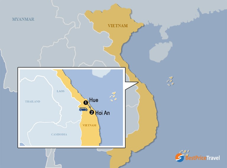 Central Vietnam Adventure 4 Day