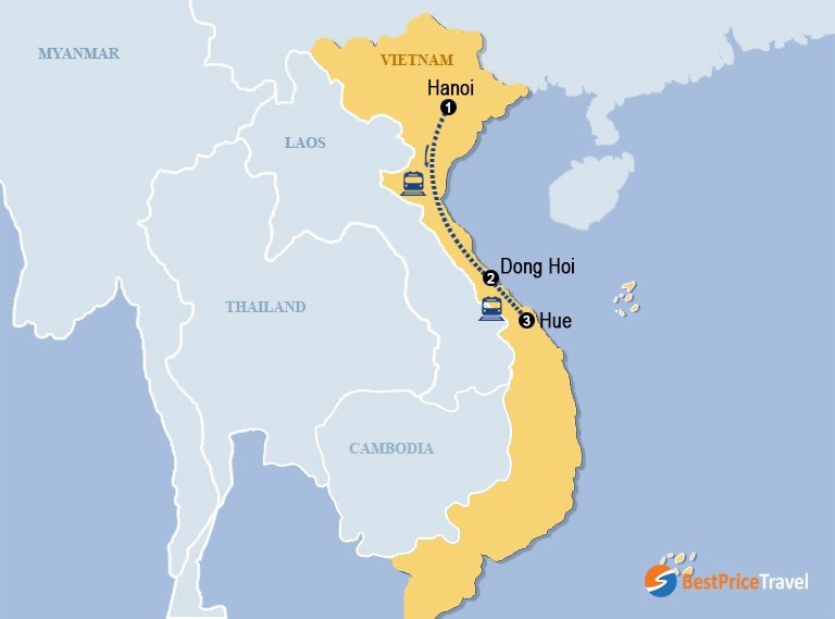 Phong Nha Cave And DMZ (by Train From Hanoi) 4 Days