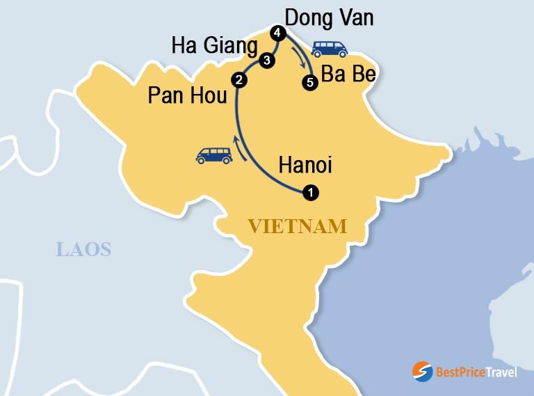 Off The Beaten Track Northeast Vietnam 7 Days