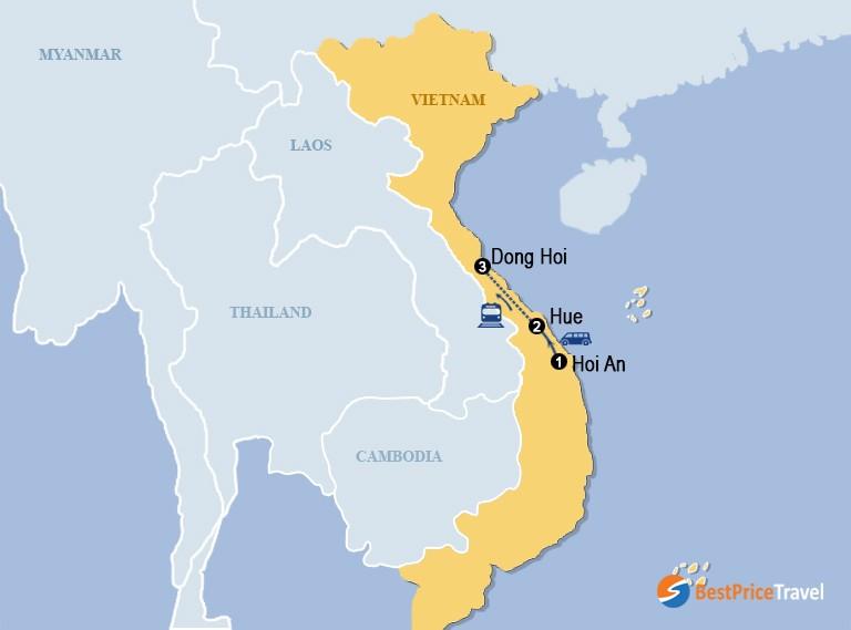 Central Vietnam Grand Discovery 9 Days