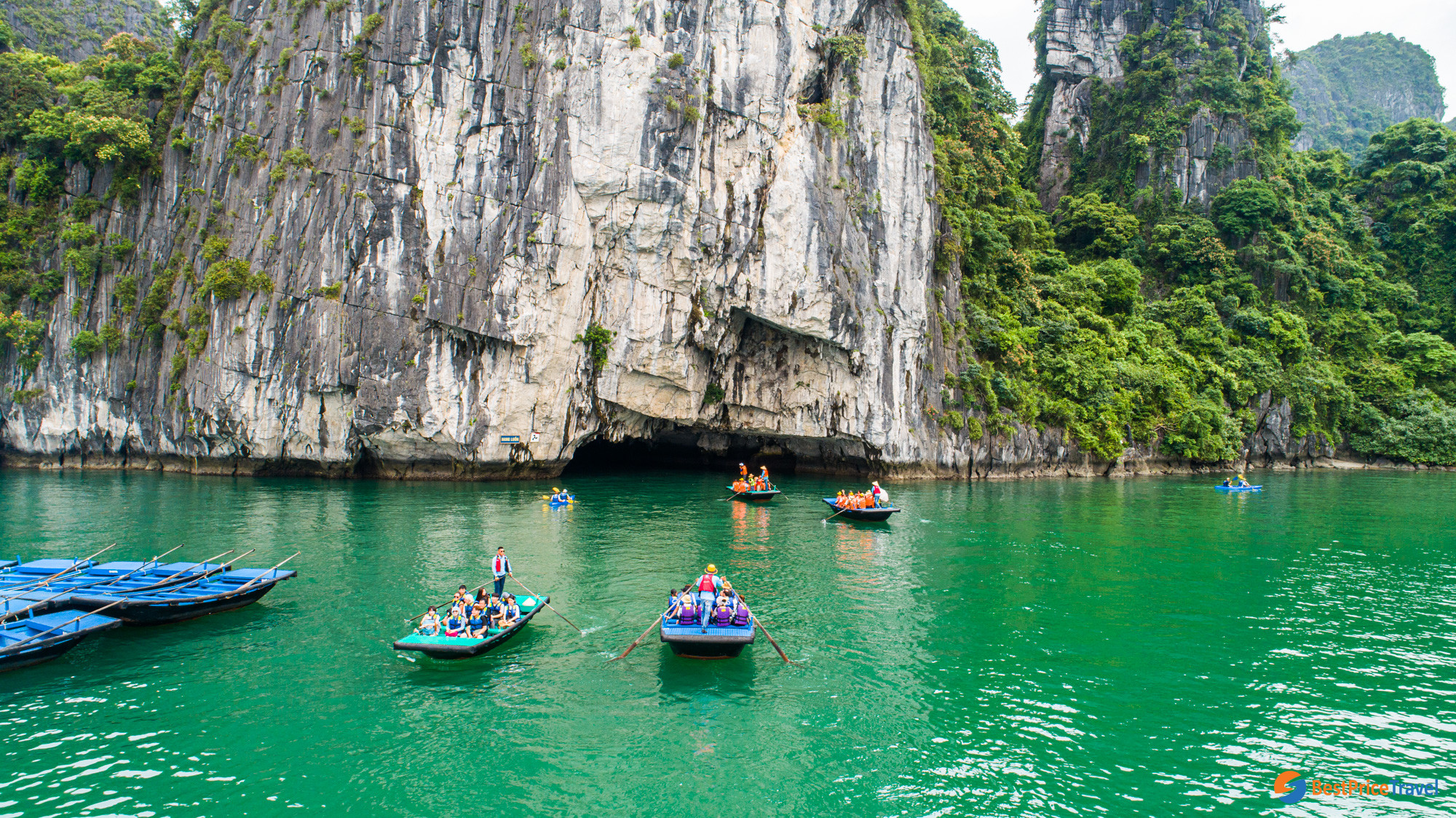 Rowing boat  or Kayaking in Mon Cheri itinerary